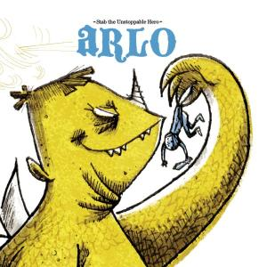 ARLO - STAB THE UNSTOPPABLE HERO 16785