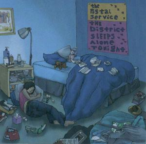 POSTAL SERVICE, THE - THE DISTRICT SLEEPS ALONE TONIGHT EP 19850