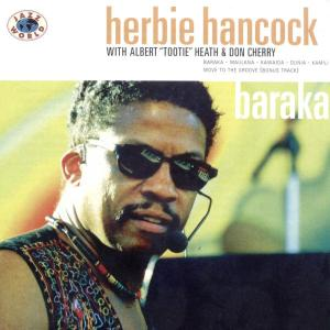 HANCOCK, HERBIE WITH ALBERT HEATH & DON CHERRY - BARAKA 27050