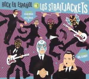 STRAITJACKETS, LOS - ROCK EN ESPANOL VOL.1 30134