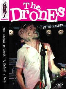 DRONES, THE - LIVE IN MADRID 31142