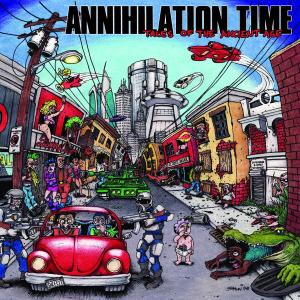 ANNIHILATION TIME - TALES OF THE ANCIENT AGE 33209