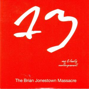 BRIAN JONESTOWN MASSACRE - MY BLOODY UNDERGROUND 33402