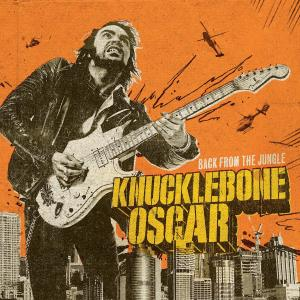 KNUCKLEBONE OSCAR - BACK FROM THE JUNGLE (PICTURE LP) 35837