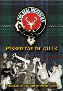 REAL MCKENZIES - PISSED TAE TH' GILLS 38140