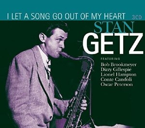 GETZ, STAN - I LET A SONG GO OUT OF MY HEART 38327