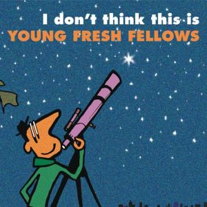 YOUNG FRESH FELLOWS - I DON'T THINK THIS IS... 39597