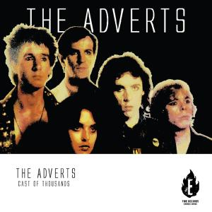 ADVERTS, THE - CAST OF THOUSANDS 40955