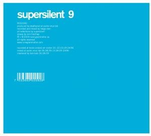 SUPERSILENT - 9 41112