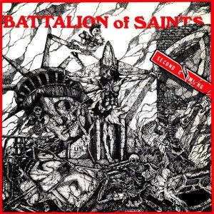 BATTALION OF SAINTS - SECOND COMING 41352