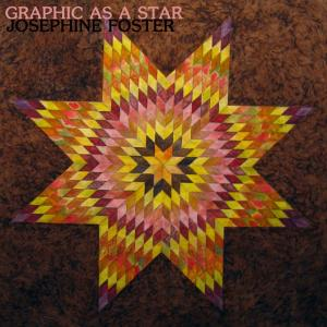 FOSTER, JOSEPHINE - GRAPHIC AS A STAR 41604