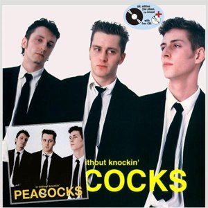 PEACOCKS - IN WITHOUT KNOCKIN' 42225