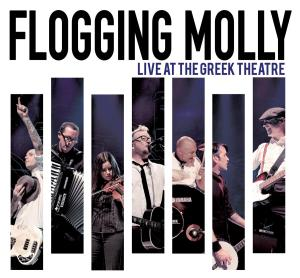 FLOGGING MOLLY - LIVE AT THE GREEK THEATRE 42318