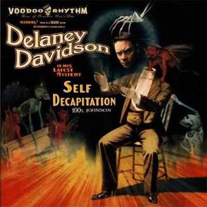 DAVIDSON, DELANEY - SELF DECAPITATION 43098