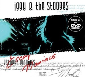 IGGY & THE STOOGES - ESCAPED MANIACS [CD+2XDVD] 43238