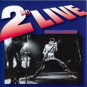 GOLDEN EARRING - 2ND LIVE 43429