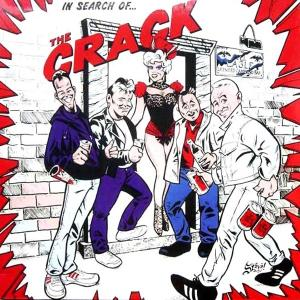 CRACK, THE - IN SEARCH OF THE CRACK 43603