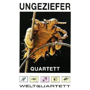 QUARTETT - UNGEZIEFER 45039