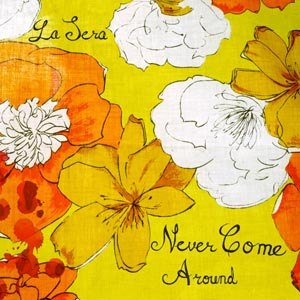 LA SERA - NEVER COME AROUND 46572