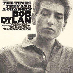 DYLAN, BOB - TIMES THEY ARE A-CHANGIN' 46692