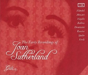 SUTHERLAND, JOAN - THE EARLY RECORDINGS OF 48423