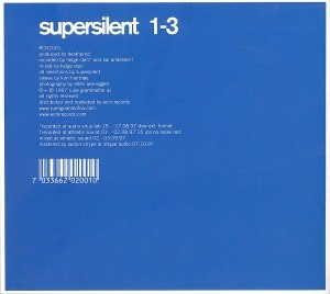 SUPERSILENT - 1-3 48547