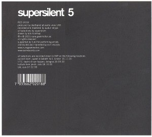 SUPERSILENT - 5 48549