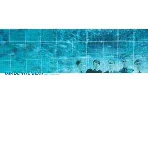 MINUS THE BEAR - HIGHLY REFINED PIRATES 50917