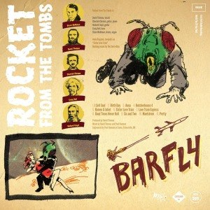 ROCKET FROM THE TOMBS - BARFLY (LP+DOWNLOAD) 51337
