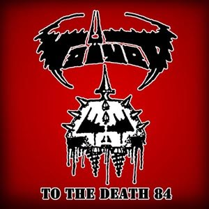 VOIVOD - TO THE DEATH 84 51372