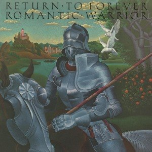 RETURN TO FOREVER - ROMANTIC WARRIOR 51828