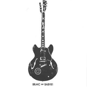BLACK REBEL MOTORCYCLE CLUB - BABY 81 52277