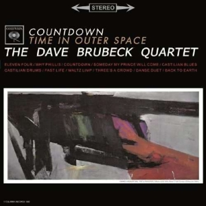 BRUBECK, DAVE - COUNTDOWN: TIME IN OUTER SPACE 52374
