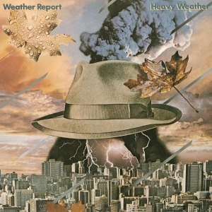 WEATHER REPORT - HEAVY WEATHER 52475