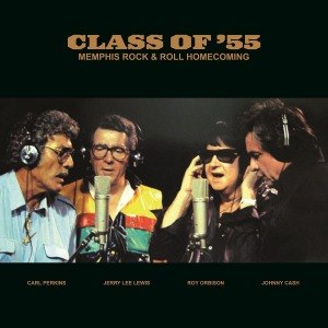 CLASS OF '55 - ORBISON|CASH|LEWIS|PERKINS - MEMPHIS ROCK & ROLL HOMECOMING 52754