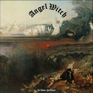 ANGEL WITCH - AS ABOVE, SO BELOW 53378