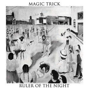 MAGIC TRICK - RULER OF THE NIGHT 54007