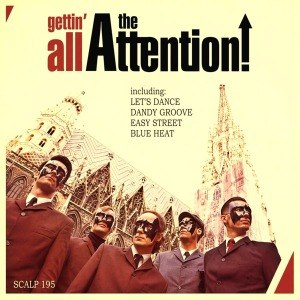 ATTENTION!, THE - GETTIN' ALL THE ATTENTION 54455