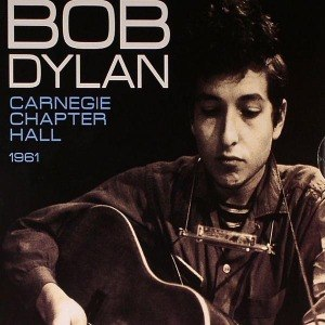 DYLAN, BOB - CARNEGIE CHAPTER HALL 54515