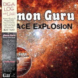 AMON GURU - SPACE EXPLOSION (LP+CD) 54519