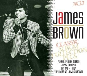 BROWN, JAMES - CLASSIC ALBUM COLLECTION PLUS 54558