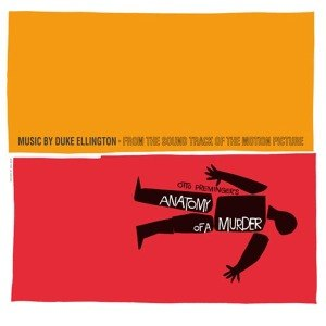 ELLINGTON, DUKE - ANATOMY OF A MURDER - SOUNDTRACK 54902
