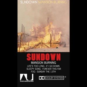 SUNDOWN - MANSION BURNING 54930