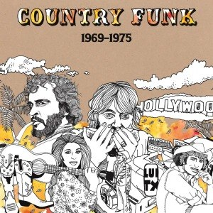 VARIOUS - COUNTRY FUNK 1969-1975 55222