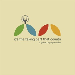VARIOUS - IT'S THE TAKING PART THAT COUNTS 55302