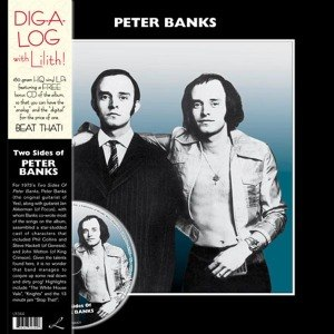 BANKS, PETER - TWO SIDES OF PETER BANKS (LP + CD) 55431