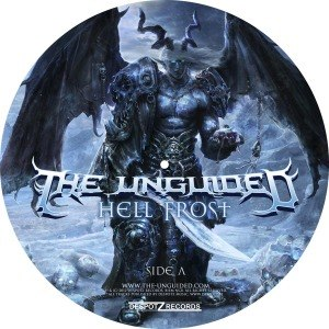 UNGUIDED, THE - HELL FROST - PICTURE DISC 55517