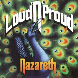 NAZARETH - LOUD'N'PROUD 55797