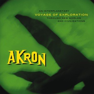 AKRON - VOYAGE OF EXPLORATION 56105