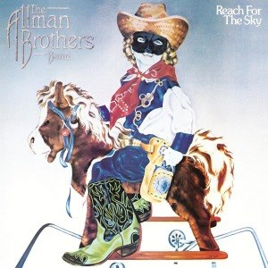 ALLMAN BROTHERS BAND - REACH FOR THE SKY 60426